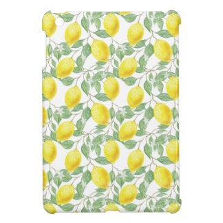 Fruiting Lemon Tree iPad Mini Case