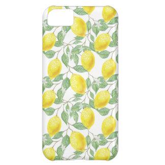 Fruiting Lemon Tree iPhone 5C Covers