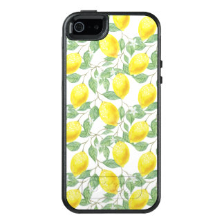 Fruiting Lemon Tree OtterBox iPhone 5/5s/SE Case