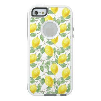 Fruiting Lemon Tree OtterBox iPhone 5/5s/SE Case
