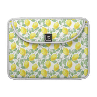 Fruiting Lemon Tree Sleeve For MacBook Pro