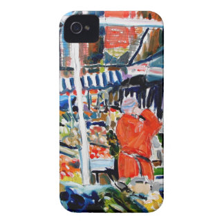fruitnvegstall Case-Mate iPhone 4 cases