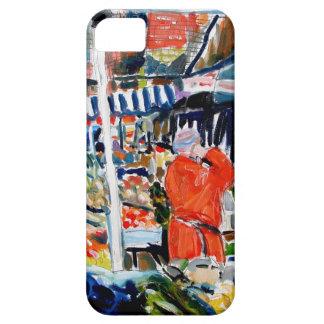 fruitnvegstall iPhone 5 case