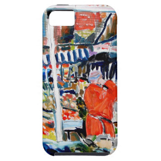 fruitnvegstall iPhone 5 cover