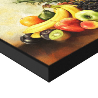 Fruits Canvas Print