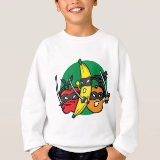 Fruits Fight Back Sweatshirt