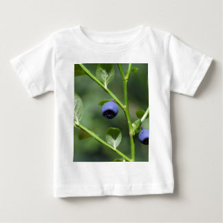 Fruits of the European blueberry Baby T-Shirt