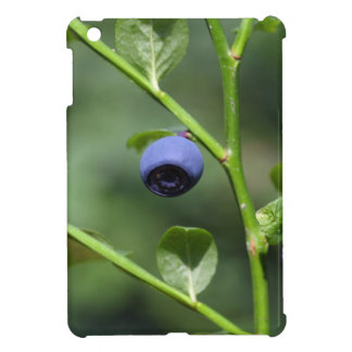 Fruits of the European blueberry iPad Mini Cover