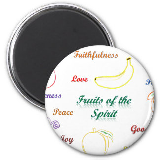 Fruits of the Spirit Magnet