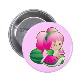 Fruits of the Spirit Self Control Pinback Buttons
