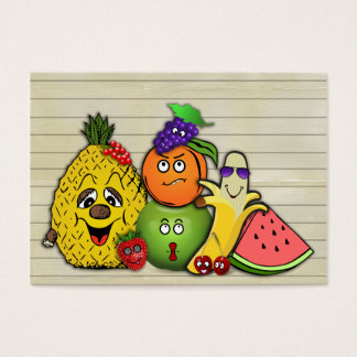 fruits only papershop gifts business card