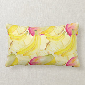 Fruits Pattern Lumbar Pillow