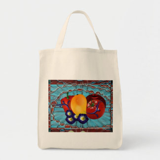 Fruits Vegetables Tote Bag