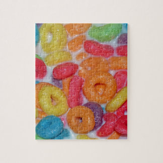 Fruity Cereal Puzzles