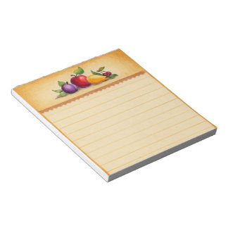 Fruity Gold - Notepad