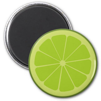 Fruity Lime Magnet
