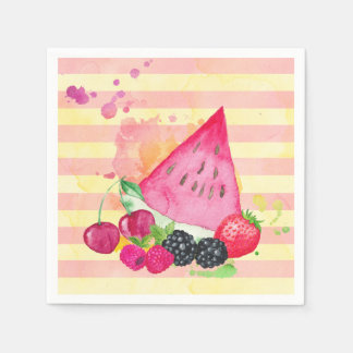 Fruity Paper Napkin