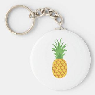 Fruity Pineapple Keychain