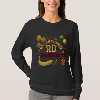 FRUITY RD - REGISTERED DIETITIAN T-Shirt
