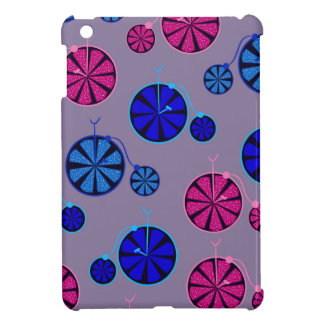 Fruity ride pattern iPad mini cases