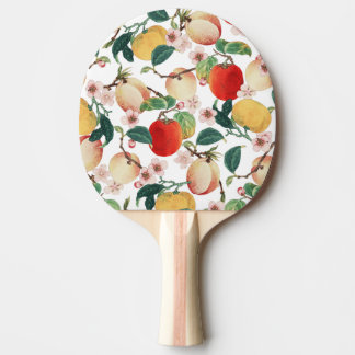Fruity Summer Ping Pong Paddle