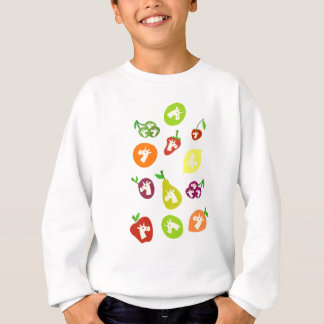 Fruity Unicorns Sweatshirt