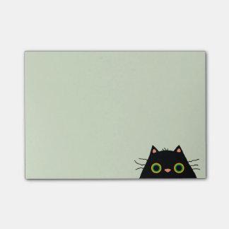 Frumpy Cat Post-it Notes