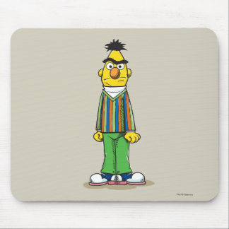 Frustrated Bert Mouse Pad