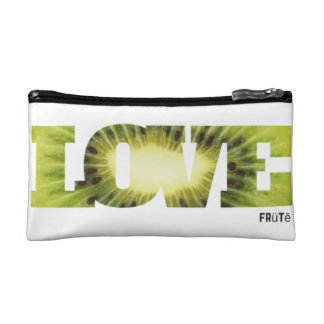 frütē kiwi makeup bag