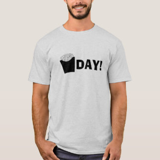 Fry-Day Funny Friday T-Shirt