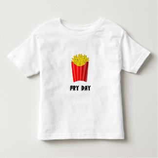 Fry Day Toddler T-shirt