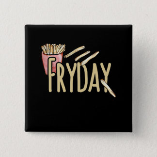 fryday 2 inch square button