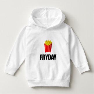 Fryday Friday Fries Hoodie