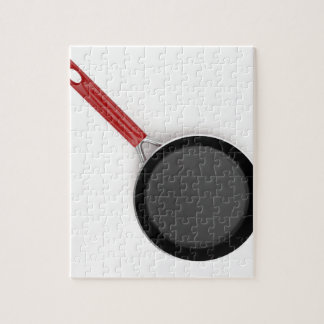 Frying pan jigsaw puzzle