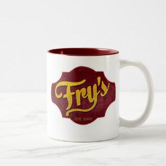 Fry's Mug (Maroon)