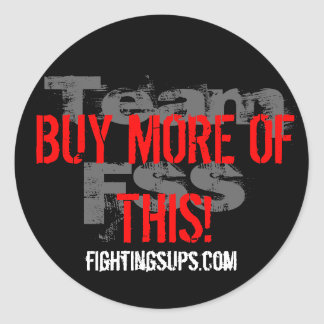 FSS- Buy More Reminder Sticker