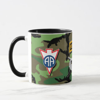 Ft. Bragg Recondo mug