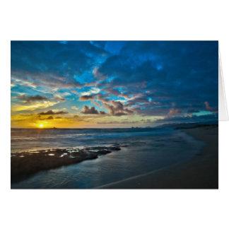 Ft Hase Sunrise Card