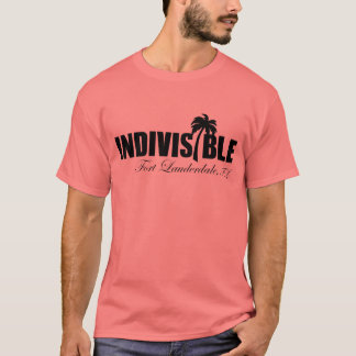 FT LAUDERDALE Indivisible - men's t-shirt - blk