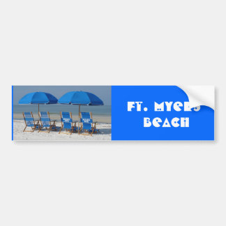 Ft. Myers Beach Bumper Stickers