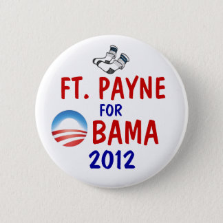 Ft. Payne for Obama 2 Inch Round Button