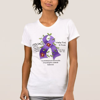 FTD/ALS Help Find a Cure T-shirt
