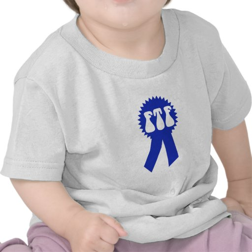 FTF Blue Ribbon! Tee Shirt