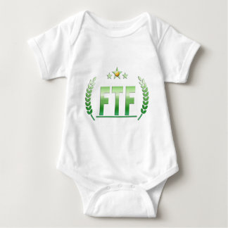 FTF GEOCACHING First to Find Baby Bodysuit