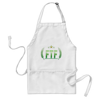 FTF GEOCACHING First to Find Standard Apron