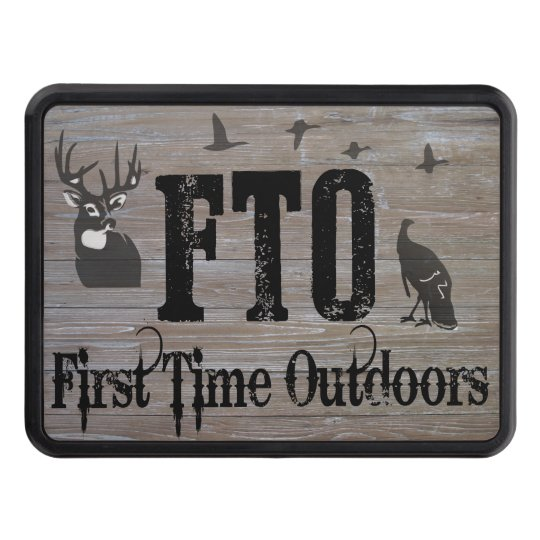 "FTO Hitch Cover 2"" Receiver"
