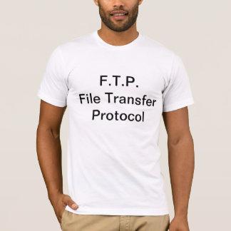 FTP - File Transfer Protocol T-Shirt