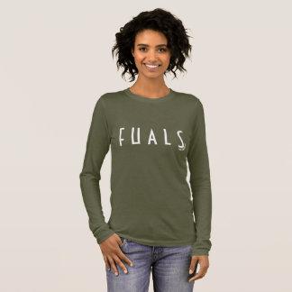 FU ALS Army Ladies Top by 72marketing