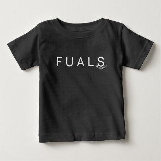 FU ALS F U ALS baby shirt
