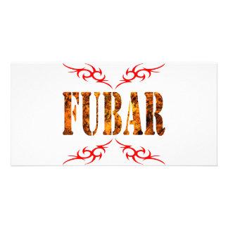 FUBAR PHOTO CARD TEMPLATE